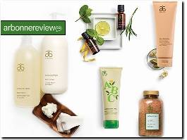 https://arbonnereview.com/ website