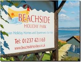 https://www.beachsideholidays.co.uk/ website