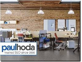 https://www.paulhoda.co.uk/ website