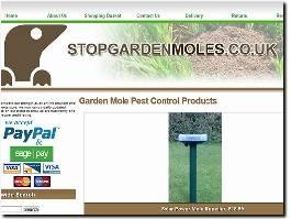 https://www.stopgardenmoles.co.uk/ website