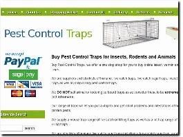 https://www.buypestcontroltraps.co.uk/ website