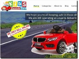 https://kidselectriccarsuk.com/ website