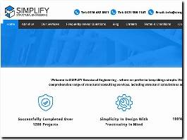 https://simplifyengineering.co.uk/ website