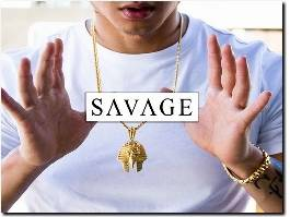 https://www.savageluxury.com/ website