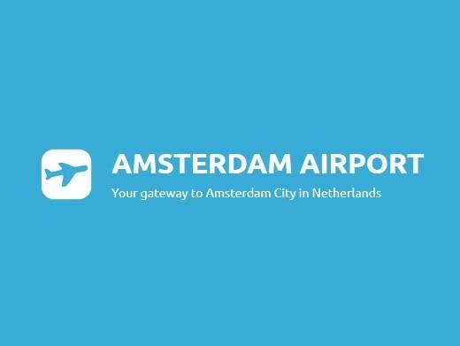 https://www.amsterdamairport.info website