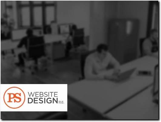 https://www.pswebsitedesign.com website