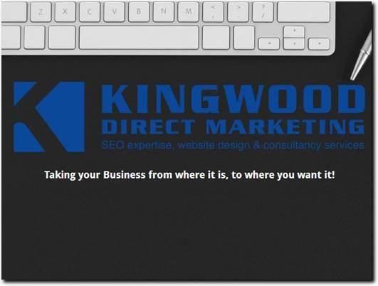 http://www.kingwooddirectmarketing.co.uk/ website