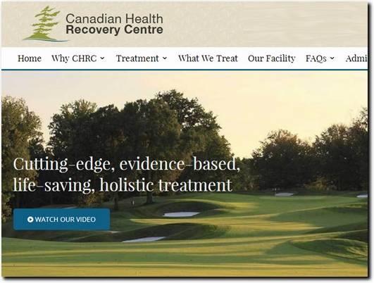 http://canadianhealthrecoverycentre.ca/ website
