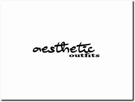 https://aestheticoutfits.com/ website