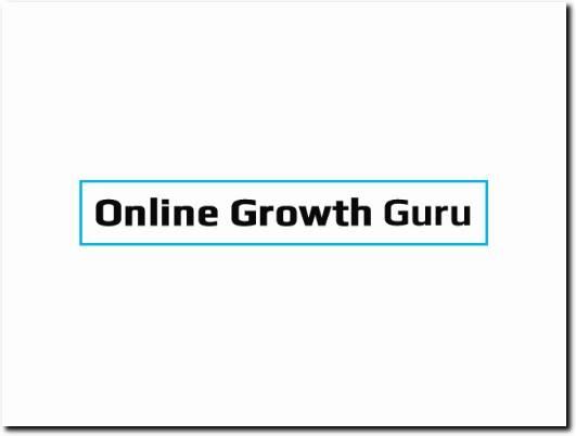 http://www.onlinegrowthguru.com/ website