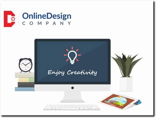 https://www.onlinedesigncompany.com/ website