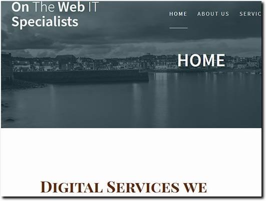 http://www.onthewebitspecialists.com/home/ website