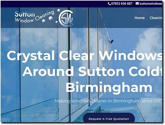 https://www.suttonwindowcleaning.co.uk/ website