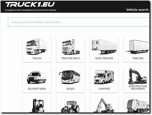 https://www.truck1.co.uk/ website