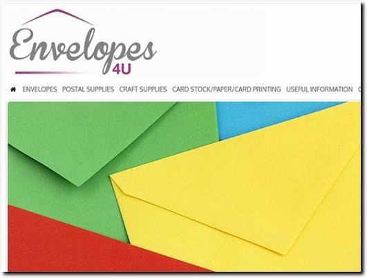 https://www.envelopes4u.com/ website