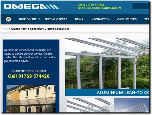 https://www.omegabuild.com/greenhouse-polycarbonate-sheets website