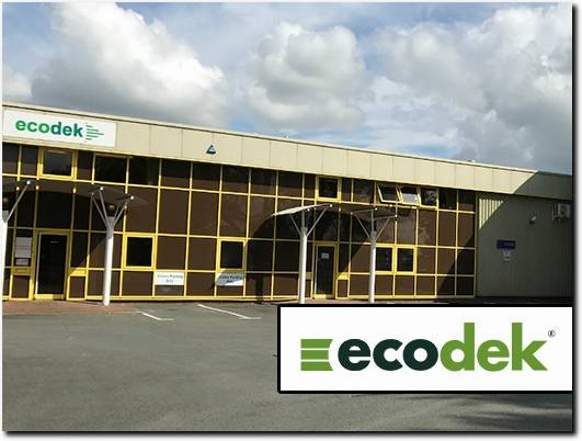 https://ecodek.co.uk website