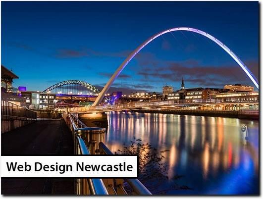 https://www.webdesignnewcastle.co.uk/ website