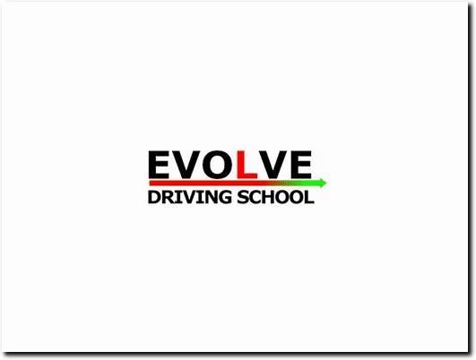 https://www.evolvedrivingschool.co.uk/ website