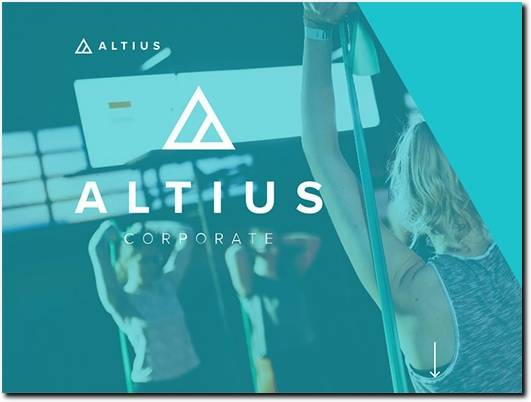 https://www.altiushealthcare.co.uk/ website