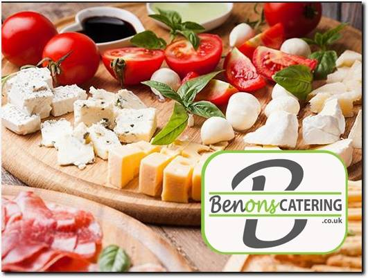 https://www.benonscatering.co.uk/ website