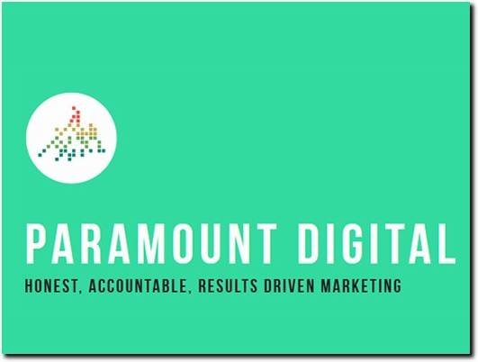 https://paramountdigital.co.uk/ website