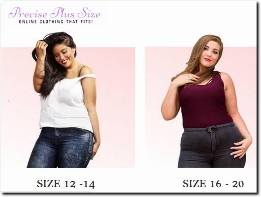 https://preciseplussize.com/collections/plus-size-clothing website