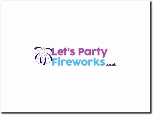 https://letspartyfireworks.co.uk/ website