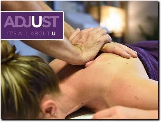 https://www.adjustmassage.co.uk/ website
