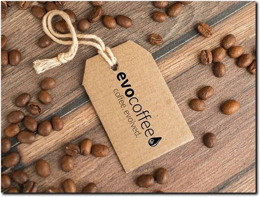 https://evocoffee.co/ website