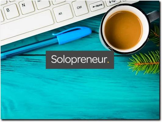 https://solopreneur.co.uk/ website