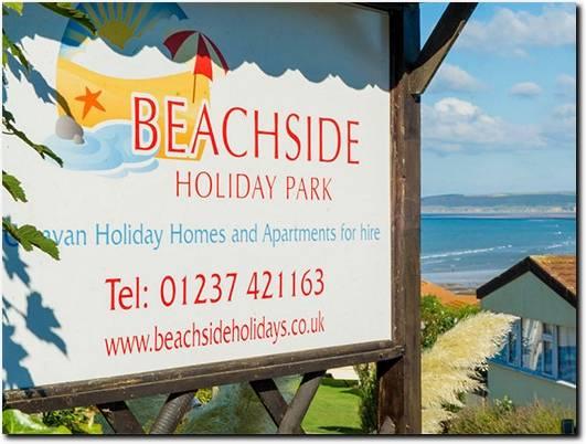 https://www.beachsideholidays.co.uk/ website