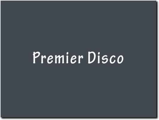 https://premierdisco.co.uk/ website