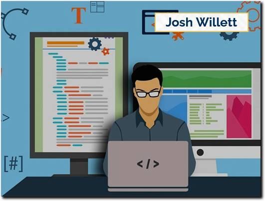 https://joshwillett.com/ website