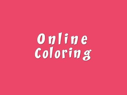 https://www.online-coloring.com website